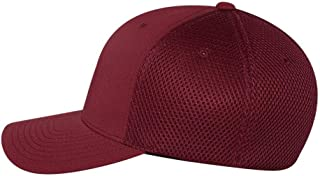 Flexfit Yupoong Ultrafibre 6-Panel Structured Mid-Profile Permacurv Visor Cap