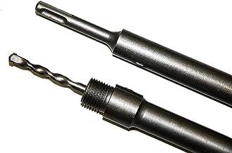 SDS PLUS alargador 600 mm M22 para martillo y taladro percutor