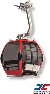 Jaegerndorfer JaegerndorferJC84001 Omega IV 8 Seater Cabin, 1:32 Scale, Red/Black, Multi-Color