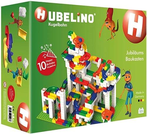 Hubelino GmbH 420466 Jubil s-Baukasten Kugelbahn