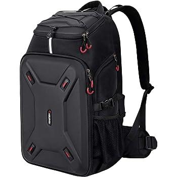 Color : Black, Size : 22x16x38cm YADSHENG Camera Backpack Bag Camera Backpack Waterproof Photography Bag Large Capacity Multifunctional Camera Backpack Camera Cases