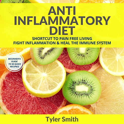 Anti-Inflammatory Diet  By  cover art