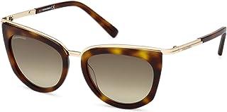Dsquared2 Women's DQ0290 Sunglasses Brown
