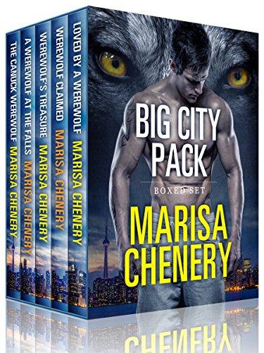 Big City Pack (English Edition) eBook: Chenery, Marisa: Amazon.es ...