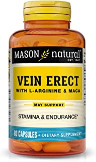 Mason Natural Veinerect, 80 Capsules, 3 Count
