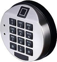 Electronic Biometric keypad Fingerprint Reader Safe Lock,Fingerprint Recognition Lock for Safe Quick Access Opening