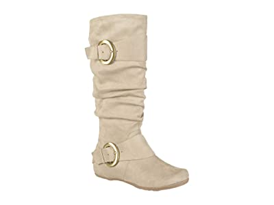 Journee Collection Jester-01 Boot (Stone) Women