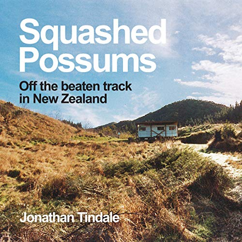 Squashed Possums audiobook cover art