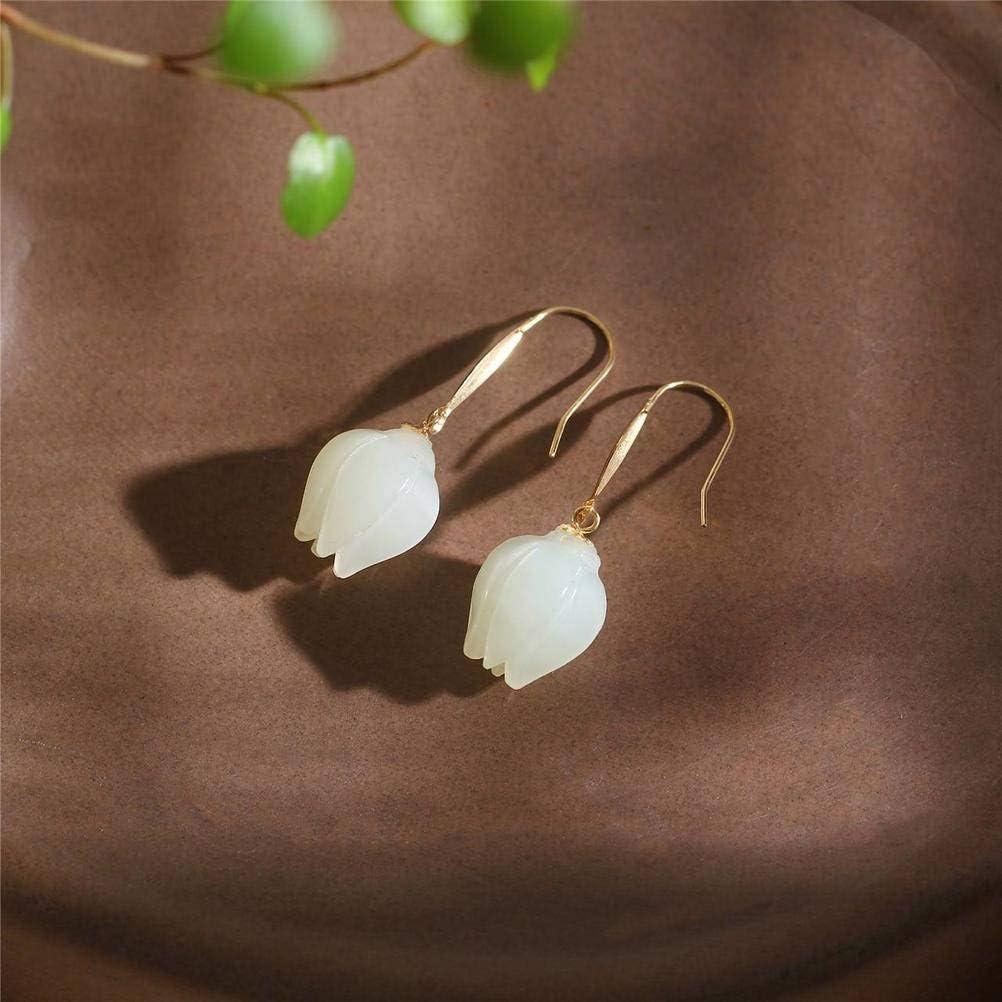 QiongXi Eardrop Earring Stud Max 50% OFF Earrings Earr Ruili High material Urban for Women