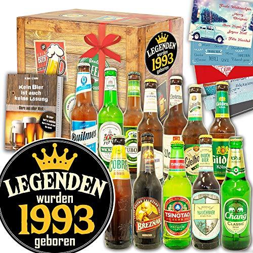 Legenden 1993 ++ 12x Bier Welt und DE ++ Geburtstag Geschenk