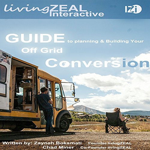Guide to Planning & Building Your Off-Grid Conversion audiobook cover art