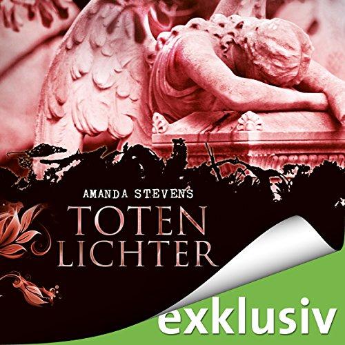 Totenlichter audiobook cover art