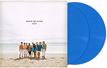 88rising - Head In The Clouds Music Album Limited Edition 2X LP Blue Vinyl ( 5000 limited units of Blue vinyl)