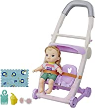 Best Baby Alive Littles, Push 'N Kick Stroller, Little Ana, Blonde Hair Doll, Legs Kick, 6 Accessories, Toy for Kids Ages 3 Years Old & Up Review