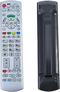 TV Afstandsbediening Fit voor Panasonic N2QAYB000504, Universele Afstandsbediening fit voor N2QAYB000673 N2QAYB000785 TX-L...