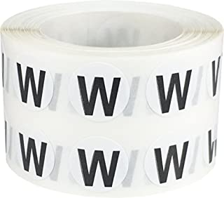 Best letter w stickers Reviews