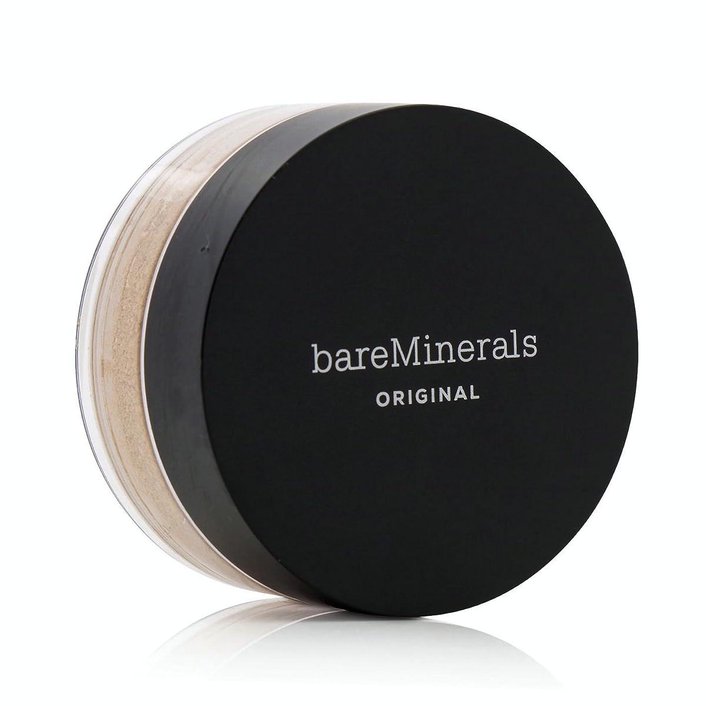 バンカーどんよりした彫る[BareMinerals(ベアミネラル)] ベアミネラルオリジナルSPF 15ファンデーション - #フェアアイボリー 8g/0.28oz
