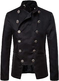 Men Jacket Men Suit Fashion Trend Gentleman Elegant Button Long Sleeve Spring and Autumn Trend Casual Wedding Party Men Tr...