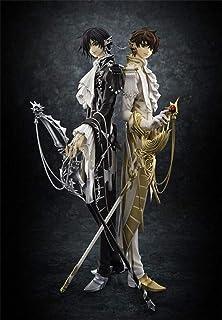 QTRT Code Geass Lelouch della ribellione Lelouch VI Britannia/Cavaliere di Sette Anime del PVC di Gioco del Personaggio de...