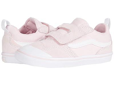 Vans Kids Autism Awareness ComfyCush New Skool V (Infant/Toddler) (Blushing Bride/True White) Girls Shoes