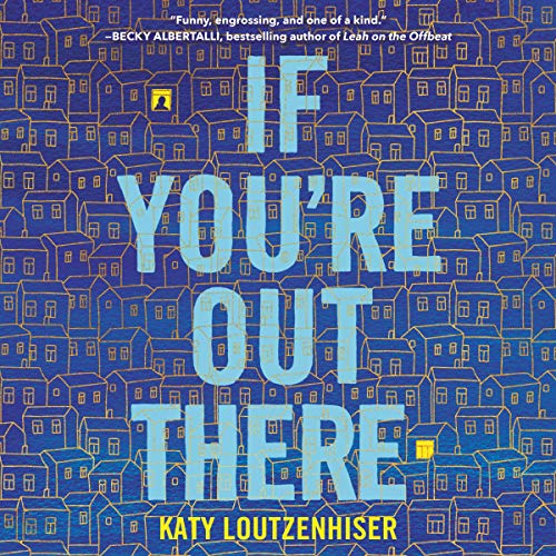 Couverture de If You're Out There