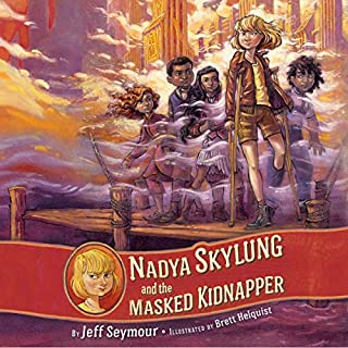 Nadya Skylung and the Masked Kidnapper cover art