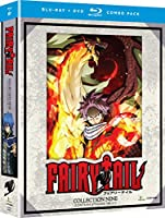 Fairy Tail: Collection Nine/ [Blu-ray] [Import]