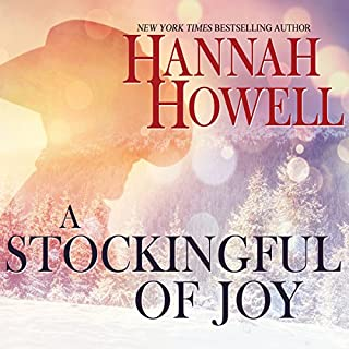 A Stockingful of Joy audiobook cover art