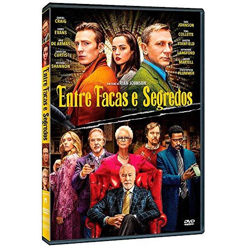 ENTRE FACAS E SEGREDOS [DVD]