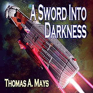 A Sword Into Darkness audiobook cover art