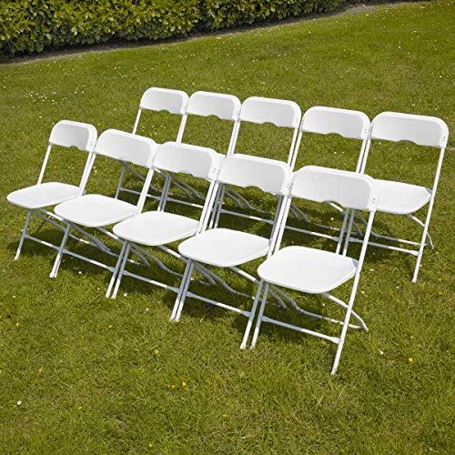 Rekkem Lot de 2 chaises Pliantes