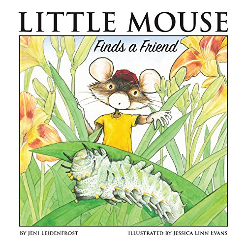 Little Mouse Finds a Friend audiobook cover art