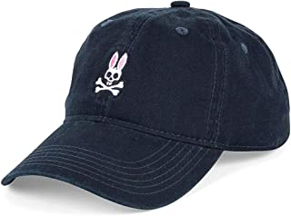 Psycho Bunny Men's Sunbleached Cap