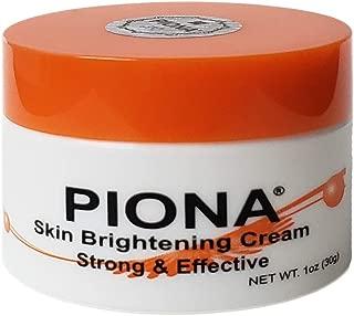 piona cream ingredients