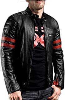 94c1bc3a7 Leather Men's Jackets: Buy Leather Men's Jackets online at best ...