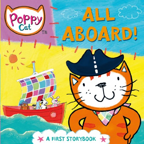 Poppy Cat TV: All Aboard! (English Edition)