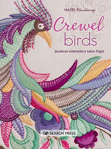 Lowest Price! Crewel Birds: Jacobean embroidery takes flight
