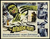 The Alligator People POSTER Movie (27 x 40 Inches - 69cm x 102cm) (1959) (Style B)