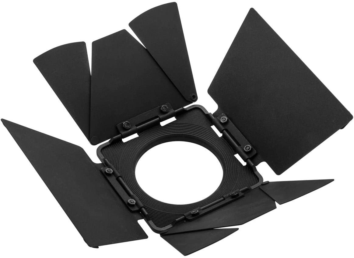 CLAR SA-08 8-Leaf Barndoor Max 62% OFF for S30 Focusing The LED Houston Mall S3 Light