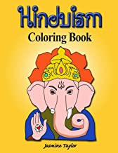 Hinduism Coloring Book
