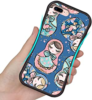 Russian Doll Apple iPhone 7 Plus (2016) iPhone 8 Plus Case (2017) [5.5inch]