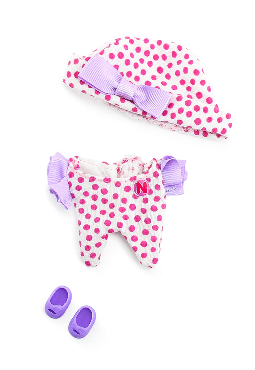 Distroller Neonate Nerlie Clothing Pajama with Hat and Shoes Mexico KSI-Merito Exclusive