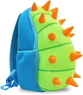 Coavas Kids Backpack Cute Dinosaur Toddler Boy Preschool Bag Blue - Gift for Toddlers