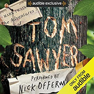 The Adventures of Tom Sawyer                   Written by:                                                                                                                                 Mark Twain                               Narrated by:                                                                                                                                 Nick Offerman                      Length: 7 hrs and 52 mins     141 ratings     Overall 4.6