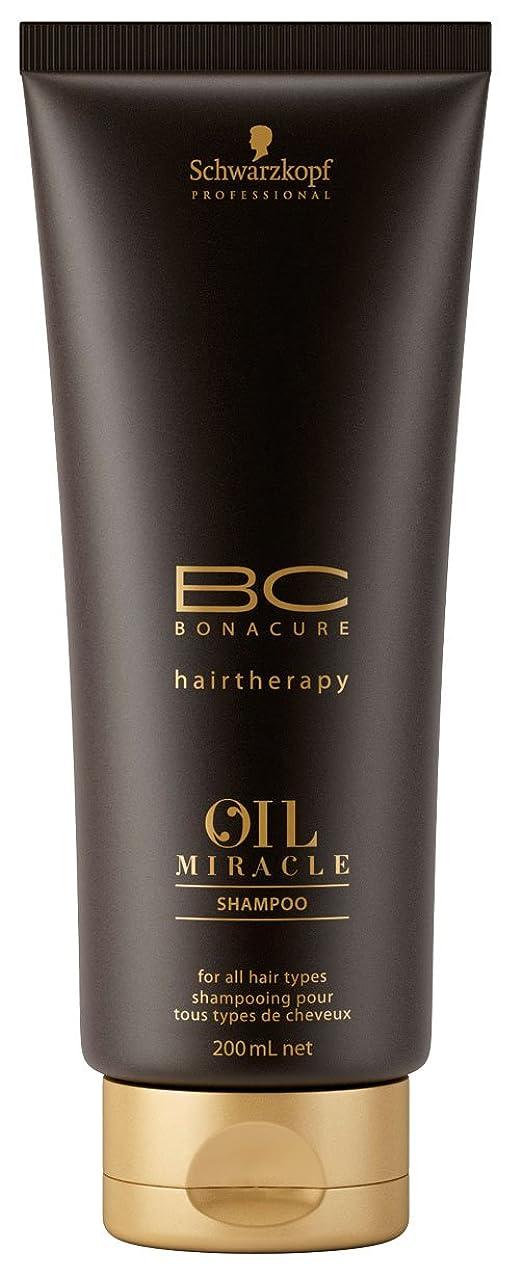 眼不利エラーシュワルツコフBC Oil Miracle Shampoo (For All Hair Types) 200ml/6.7oz【海外直送品】