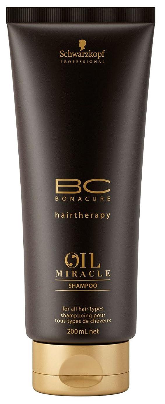 一般的なアーク解き明かすシュワルツコフBC Oil Miracle Shampoo (For All Hair Types) 200ml/6.7oz【海外直送品】