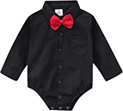 Best baby black button down shirt Reviews