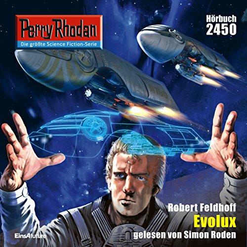 Evolux audiobook cover art