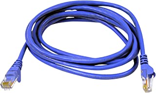 "Belkin High Performance Patch Cable, 5.9"", Blue (A3L980-06IN-BLS)"