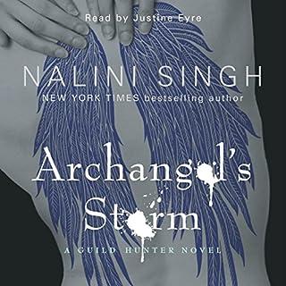 Archangel's Storm cover art